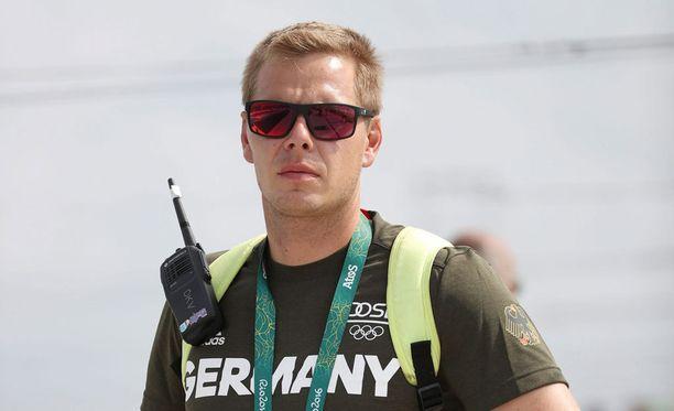 Stefan Henze menehtyi Riossa aiemmin tällä viikolla.