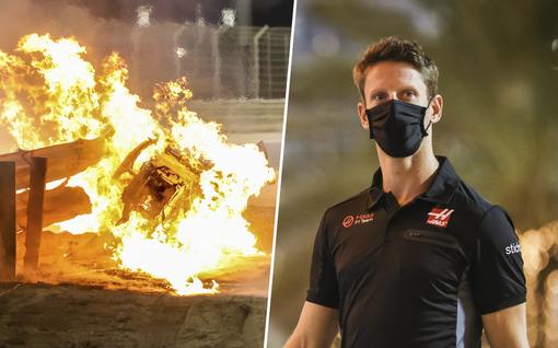 Liekkimerestä pelastautunut F1-kuski kertoi hyytävän tarinan – oli tehdä kohtalokkaan virheen
