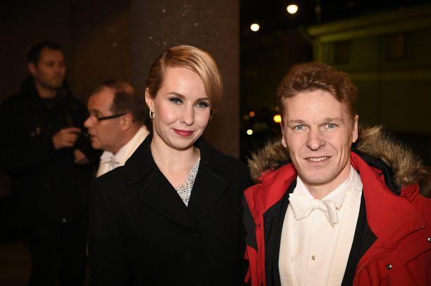 Heidi ja Toni Niemisen liitto jatkuu sittenkin.