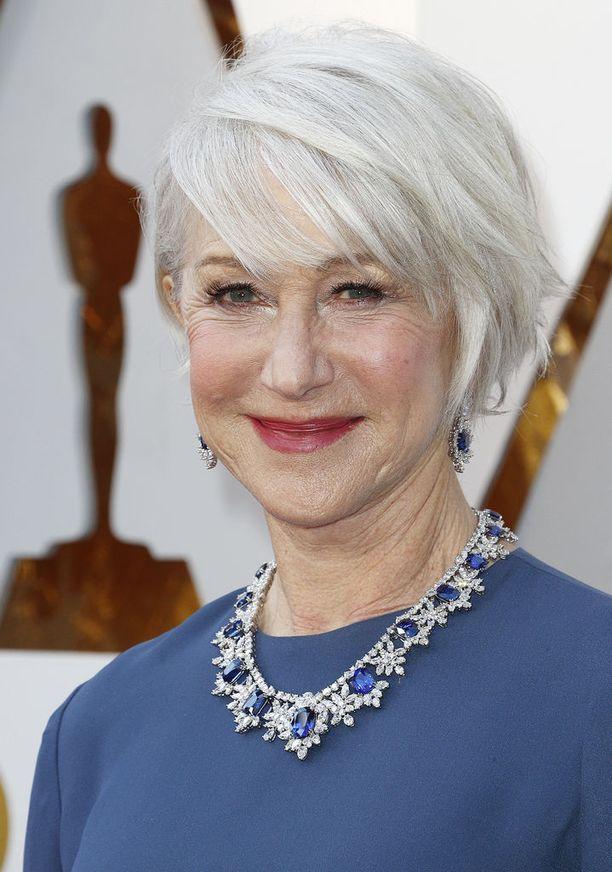 Mirren on napannut Oscar-palkinnon lisäksi myös kolme Emmy-palkintoa näyttelijäntyöstään.