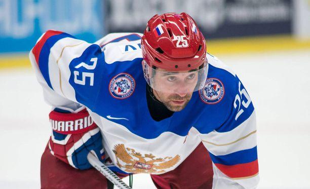 Danis Zaripov lusii pelikieltoa vuoden 2019 toukokuun loppuun.