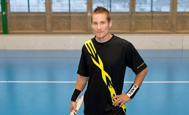 Mikael Järvi on 10-kertainen Suomen mestari ja kaksinkertainen maailmanmestari.