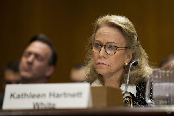 Teksasilainen Kathleen Hartnett White on ilmastoskeptikko.