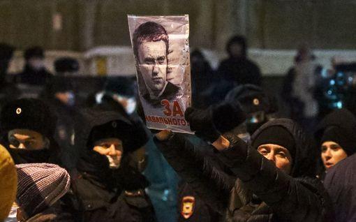 """EU-maat vaativat Navalnyin vapauttamista – """"oikeuslaitoksen politisoituminen ei ole hyväksyttävää"""""""