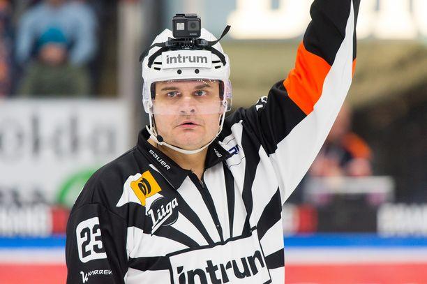 Timo Favorin jätti perjantaina jäähyväiset SM-liigalle.