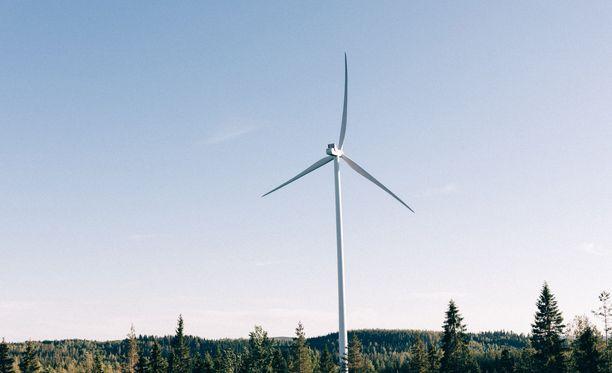 Piiparinmäen tuulivoimapuistoa ryhdytään rakentamaan lokakuussa.
