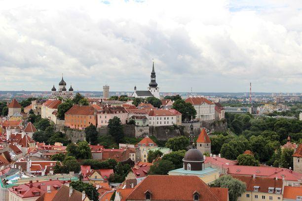 Tallinkin johtajan mukaan Virossa ei ole tällä hetkellä paljoa suomalaisia turisteja.