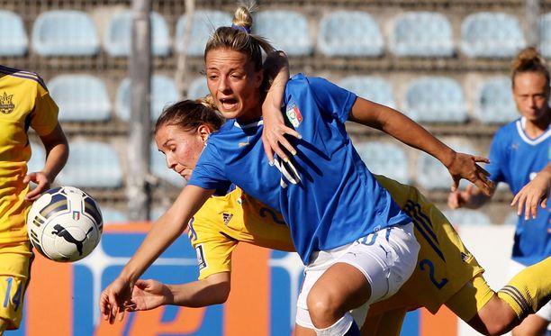 Maajoukkuepelaaja Martina Rosuccin edustaman Brescian piti pelata cupfinaalissa, joka peruttiin kohukommentin vuoksi.