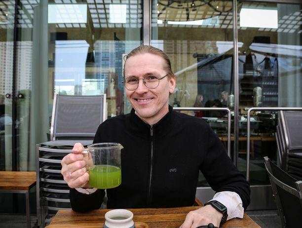 F-Securen tutkimusjohtaja Mikko Hyppönen. Arkistokuva vuodelta 2016.