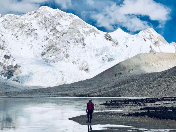 Anni Penttilä riemastui vuorikiipeilystä jo lukiossa nähtyään National Geographicin jutun Himalajalta.
