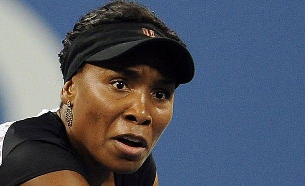 Venus Williams vetäytyi US Openista.