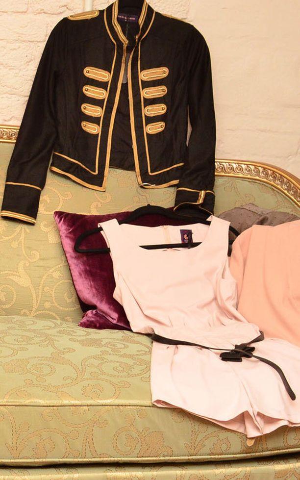 Mischan mukaan hänen vaatteistaan löytyy jokaiselle jotakin.