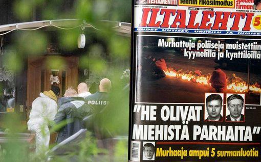 """Poliisiin kohdistuva väkivalta järkyttää – tällaisten silmittömien hyökkäysten kohteeksi konstaapelit ovat joutuneet Suomessa: """"He olivat miehistä parhaita"""""""