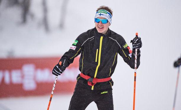 Yhdistetyn mies Ilkka Herola on Suomen mielenkiintoisimpia urheilijoita alkavalla lumilajikaudella.
