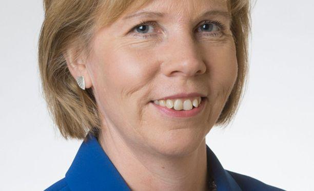 Anna-Maja Henriksson pyrkii RKP:n puheenjohtajaksi.