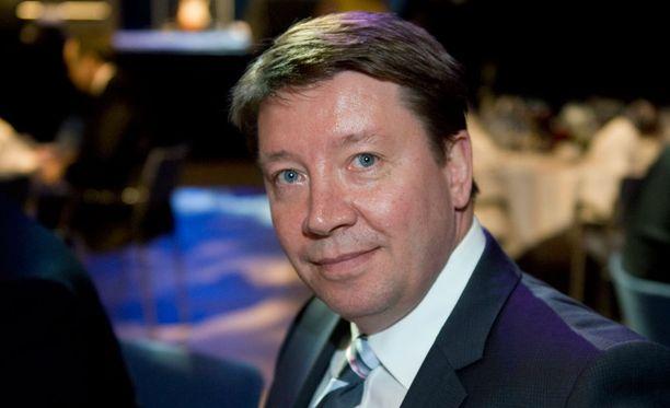 Keväällä 2010 mies osallistui SM-liigan 35-vuotisjuhlagaalaan Tampere-talossa.