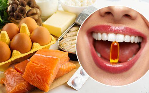 D-vitamiini lisää vastustuskykyä ja voi suojata hengitystieinfektioilta: jo pieni lisä riittää