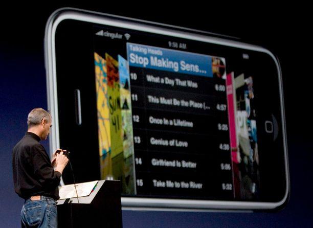 Iphonen myötä alkanut älypuhelimien voittokulku on muuttanut elämäämme monin tavoin.