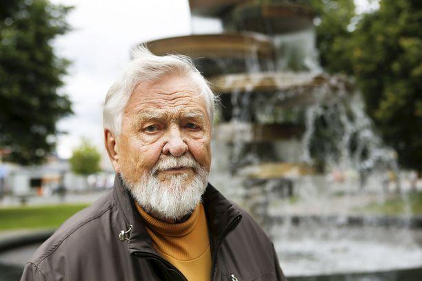 Professori Antti Eskola kuoli torstaina 6. syyskuuta kotonaan.