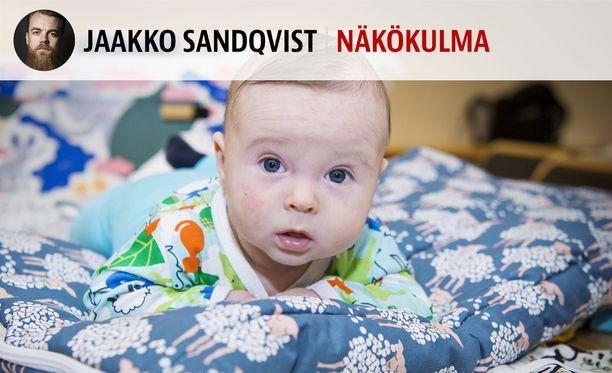 Vauvan hankkiminen on edelleen yhteiskunnan normi.
