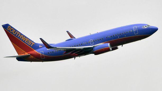 Southwest Airlinesin mukaan tapaus on firman ensimmäinen kuolonuhrin vaatinut onnettomuus.
