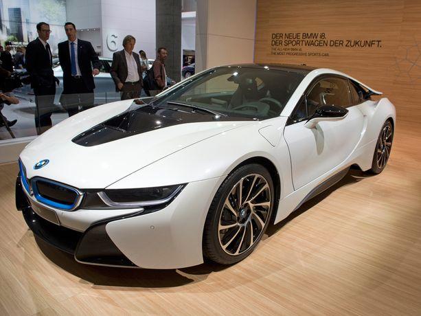 BMW esitteli noin vuosi sitten mallia, jonka Mikael Gabriel on hankkinut.