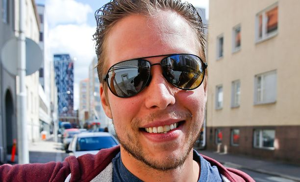 Hymy on palannut Tapparan kapteenin Jukka Peltolan kasvoille.