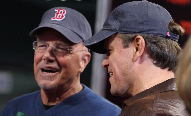 Kent ja Matt Damon vuonna 2010.