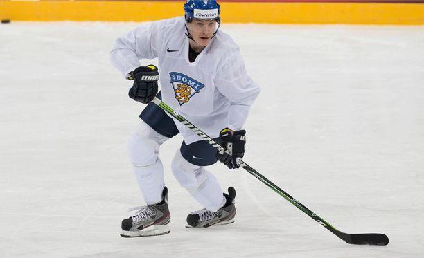 Jarno Koskirannan (kuvassa) ja Jonas Enlundin Sibir on vahvoilla.