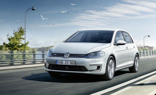 Volkswagenin nykyinen täyssähköautomallisto koostuu e-Golfista ja e-up!:sta.