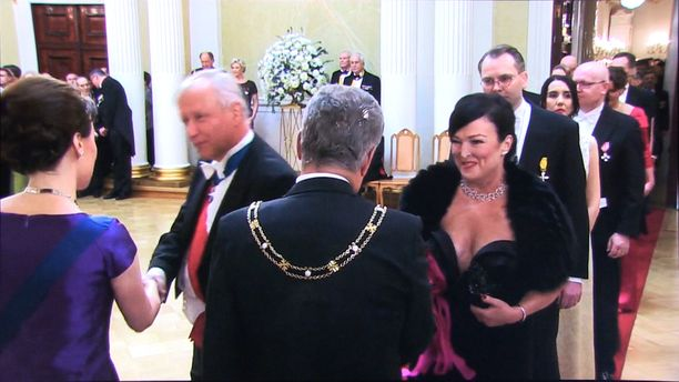 Merja Rehnin asu oli antava.