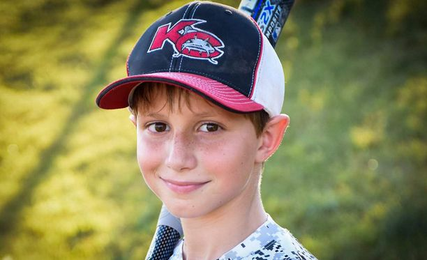 10-vuotias Caleb Schwab kuoli maailman korkeimmassa vesiliukumäessä elokuun alkupuolella.