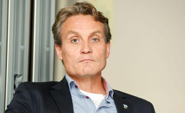 Mika Kojonkoski sai olympiakomitealta syntymäpäivälahjaksi 2200 euron polkupyörän.