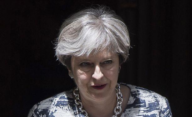 Britannia on valmis maksamaan noin 40 miljardia euroa EU-erosta, uutisoi Sunday Telegraph.