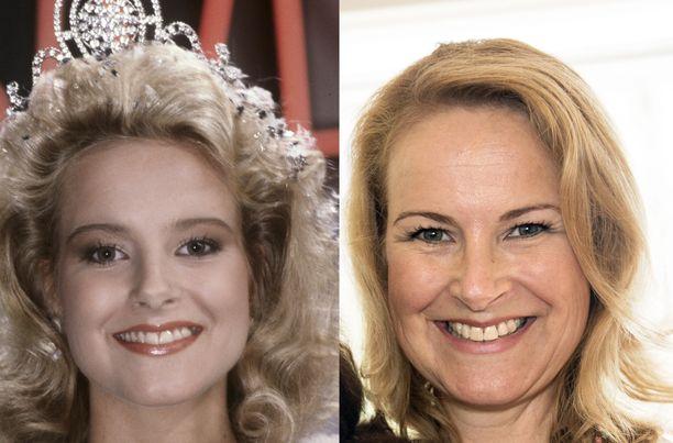 Nina Björnström valittiin vuonna 1988 Miss Suomeksi. Sairastuttuaan vakavasti hän joutui jäämään eläkkeelle.