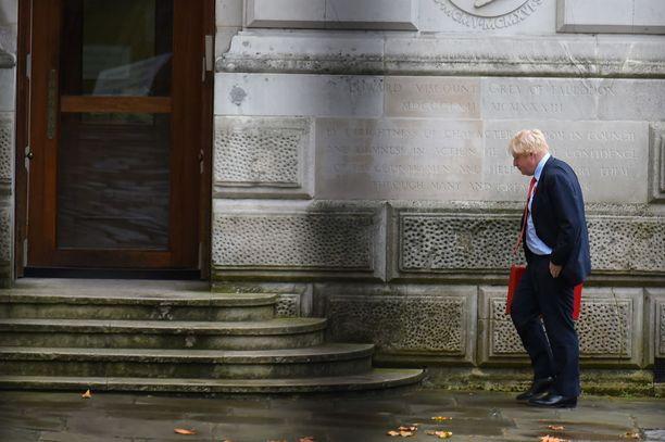 Ulkoministeri Boris Johnson esitti kaksi viikkoa sitten virheellisen väitteen britannialais-iranilaisen naisen matkan tarkoituksesta ja aiheutti lisää ongelmia.