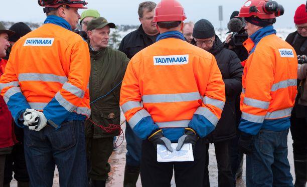 Nykyisellä Talvivaaralla ei ole enää tekemistä Sotkamossa sijaitsevan kaivoksen kanssa. Sotkamon kaivoksen osti Terrafame.