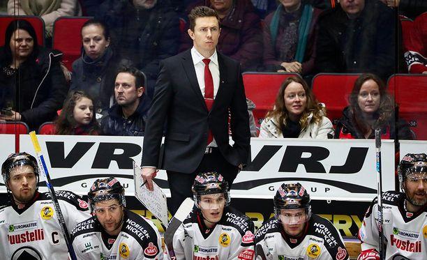 Jyrki Ahon valmentama Ässät teki osakeyhtiönä tuhdin tilin.
