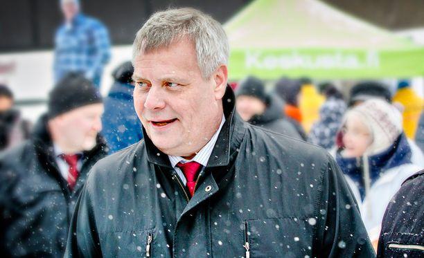 Antti Rinne.