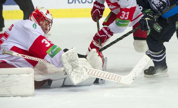 Jeff Glassin kausi KHL:ssä on ollut monestakin syystä varsin vaikea.