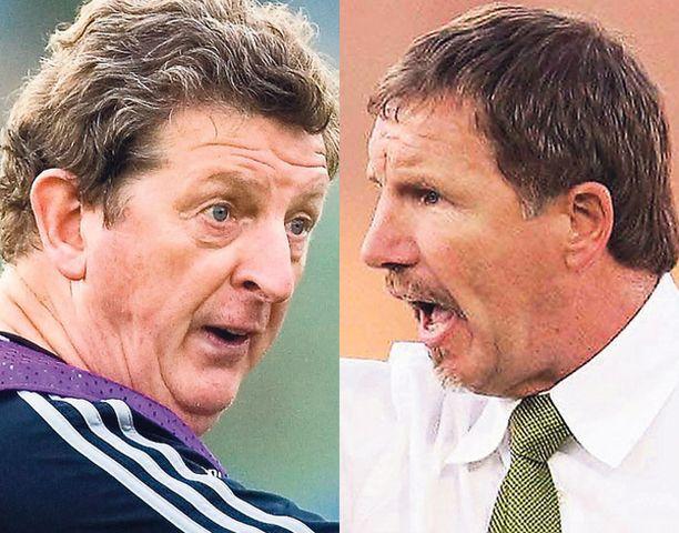 Roy Hodgsonilla on ollut sormensa pelissä seuraajansa valinnassa.