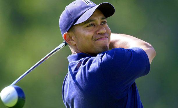 Tiger Woods veti herneen nenään haastatteluparodiasta.