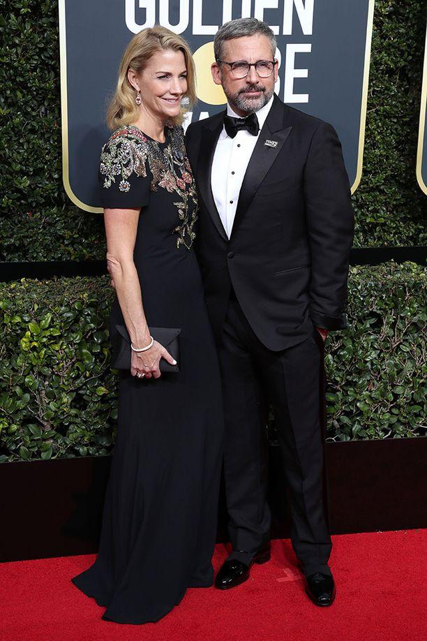Nancy ja Steve Carell