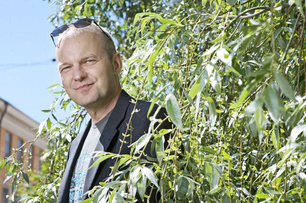 Arno Kotro ystävystyi Olli LIndholmin kanssa muutama vuosi sitten.