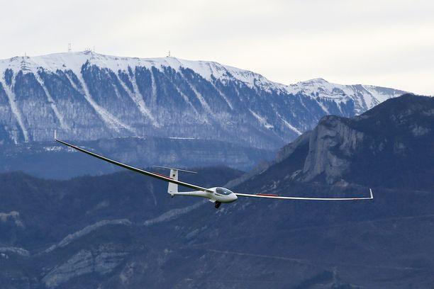 Uhrien etsintä- ja pelastustyöt Ranskan Alpeilla olivat erittäin vaikeat.