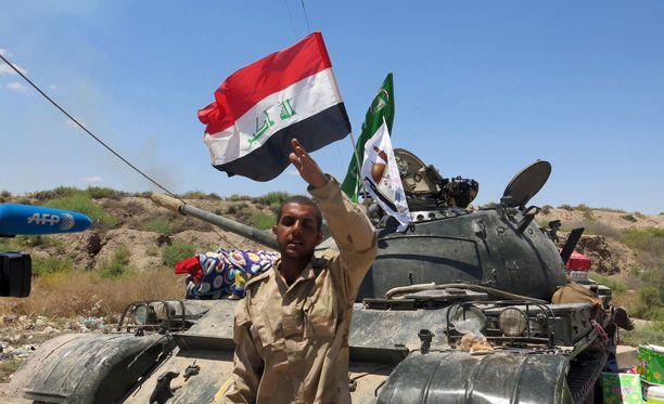 Shiiamilitioilla on ollut näkyvä rooli taistelussa Isisiä vastaan.
