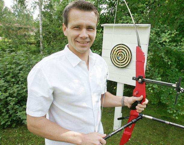 Tomi Poikolainen voitti olympiakultaa Moskovassa 1980.
