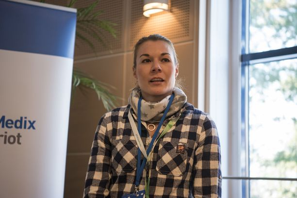 Mona-Liisa Nousiainen menehtyi heinäkuun lopussa.