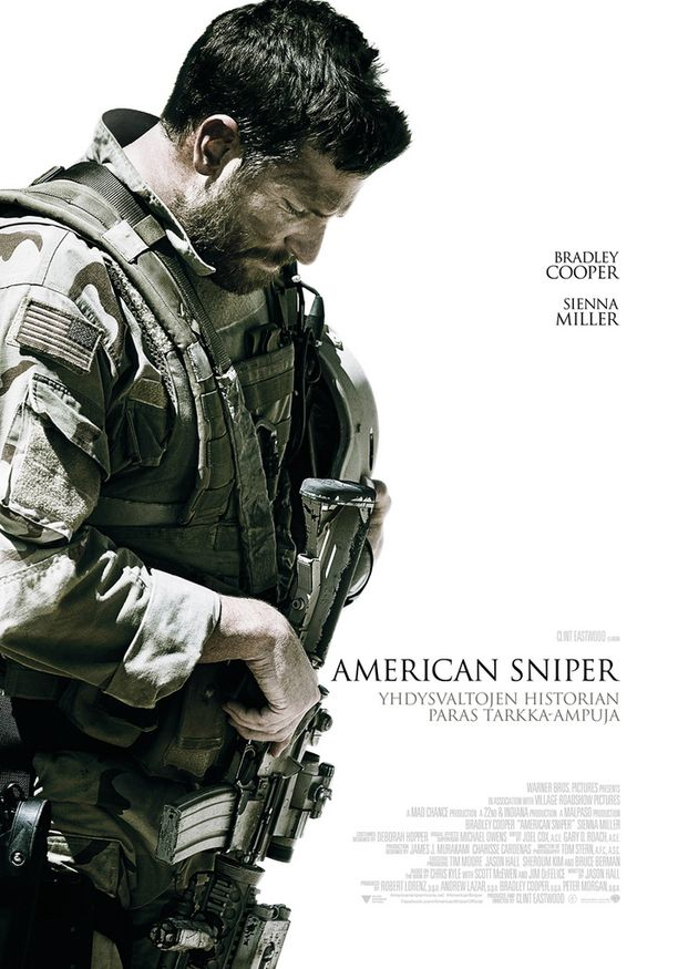 American Sniperissa näytellyt Bradley Cooper on kolmatta kertaa putkeen ehdolla. Google-hakujen perusteella Oscar menisi hänelle.