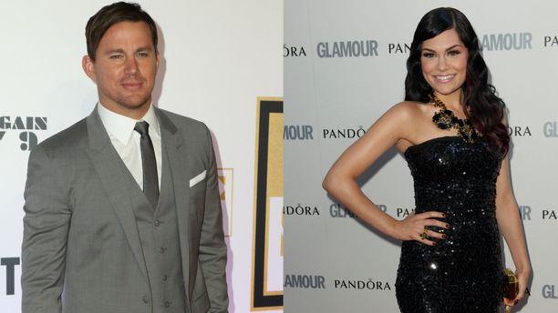 Channing Tatum ja Jessie J ovat eronneet.